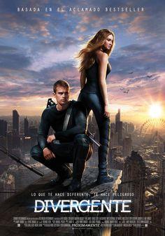 Divergente (póster)
