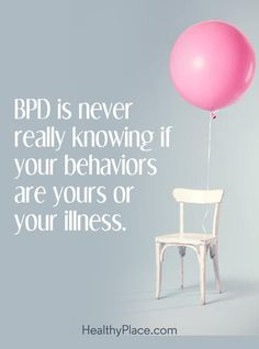 BPD quotes providing insight into what it's like living with BPD. These borderline personality disorder quotes are on beautiful shareable images. Colleges For Psychology, Psychology Programs, Psychology Quotes, Boarderline Personality Disorder, Borderline Personality Disorder Quotes, Bpd Quotes, Bipolar Quotes, Good Mental Health, Mental Health Quotes