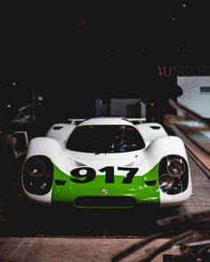 911mythOne of the most beautiful race cars ever made ? | @hub_raum_ •📸• | Porsche 917 LH