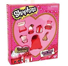Amazon Shopkins Sweet Heart Collection Toy Toys Games