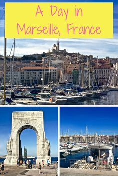 Marseille, France is the second largest city in France; right after Paris. Located along the Mediterranean Sea, it is the sunniest and driest major city in France. Therefore, with about 300 sunny days a year, you have a good chance of enjoying your vacation without having your plans rained out!
