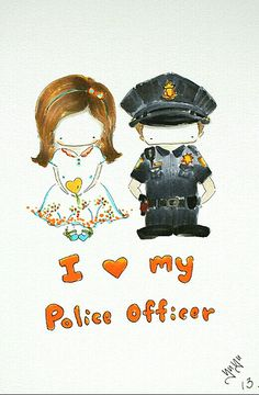 The Police Officer You LOVE HIM!