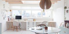 Un espacio de trabajo versátil, Small&Low Cost