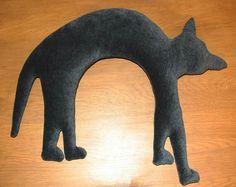bouillotte sèche au blé chat