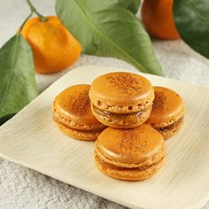 A recipe for Clementine Macarons, as well as links to how-to and troubleshooting resources to help you learn to make macarons successfully.