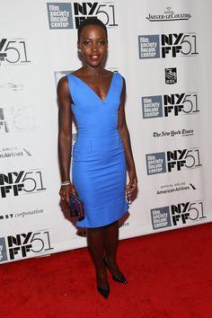 Lupita Nyong'o - Arrivals at the NYFF Premieres — Part 2