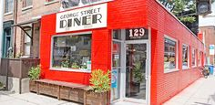 Cafes in Toronto - George Street Diner – The Best Cafés, Coffee Shops, Restaurants and Places to Eat in Toronto | HG2 A hedonist's guide to...