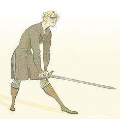 Brienne. Kendra Phillips