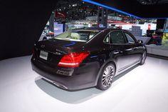 2014 Hyundai Equus live photos: 2013 New York Auto Show