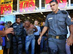 Notícias de São Pedro da Aldeia: ARARUAMA - Ladrão é preso em depósito de supermerc...