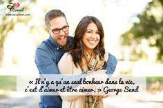 Venez trouver le bonheur ! Découvrez la nouvelle façon de rencontrer ! Inscrivez-vous sur www.a2conseil.com #rencontre #bonheur #citation #proverbe #a2conseil #love #amour #agence #happinesscoaching #grandest #luxembourg #metz