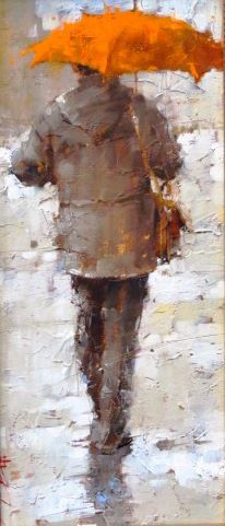 A Tourist - ANDRE KOHN. Interesting. Could be done with one of my own photos.
