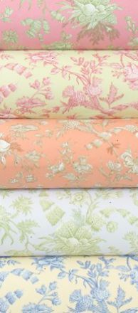 If it is chintz or toile I love it. :)