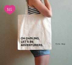 I must have this tote bag!