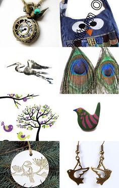 --Pinned with TreasuryPin.com Dream Catcher, Birds, Etsy, Home Decor, Dreamcatchers, Decoration Home, Room Decor, Bird, Home Interior Design
