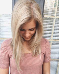 White honey hair color