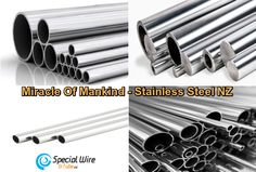 Are you looking for large or Small Quantity Stainless Steel in NZ? Special Wire provides you high quality stainless steel NZ has. This stainless steel is used in creating exhaust systems, road tankers, shipping containers, etc.