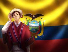 +LH: Ecuador+ by kuraudia on deviantART