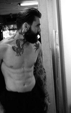 Mooie Mannen Monday Facebook www.facebook.com/agirlnikki Tumblr www.agirlnamednikki.tumblr.com #sexy #erotica #female #porno #men #beards #tattoo