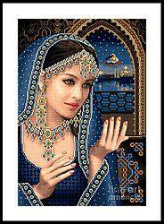 Scheherazade Framed Print by Stoyanka Ivanova