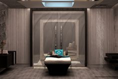 Heavenly Spa treatment room. #heavenlyspabali