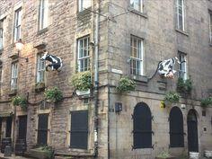 Le cul et la tête de la vache d'Edimbourg