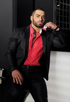 46b1ae8a5fd Lazar Angelov Black Suit Men