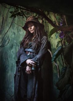 Anne Bonny in Black Sails Season 2