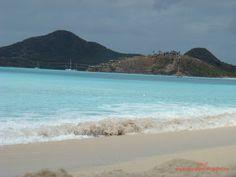 Valley Church Beach. Antigua