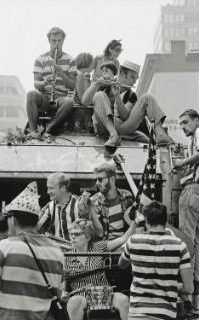 Ken Kesey and the Merry Pranksters