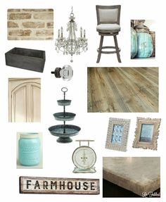 Pergo nashville oak love the rustic modern farmhouse for The style kitchen nashville
