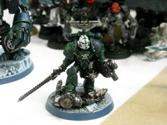 Alpha Legion: 6th Company. [And all the other random crap I produce.] LEGION: Secrets and Lies - Forum - DakkaDakka