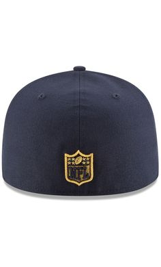 737c1a6568d NFL Men s Chicago Bears New Era Graphite Gold Collection On Field Low Crown  59FIFTY Fitted  Hat  sport