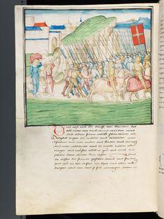 Bern, Burgerbibliothek, Mss.h.h.I.3, p. 588