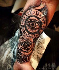 Best Ideas for body art tattoos girl eyes Forarm Tattoos, Bicep Tattoo, Body Art Tattoos, Girl Tattoos, Arm Tattoos For Guys, Great Tattoos, Couple Tattoos, Tattoo Sleeve Designs, Sleeve Tattoos