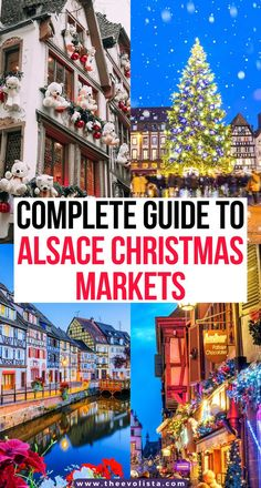 Travel Guide to Alsace Christmas Markets in December. Best Christmas Markets to visit, where to stay, what to eat and what to buy. Alsace France December | Visiting Strasbourg in December | Strasbourg Christmas | Strasbourg France Christmas | Colmar France Christmas | Best Christmas markets in France | Strasbourg christmas markets | Obernai | Kaysersberg | France in December | France in winter | Alsace in winter | Strasbourg winter | Christmas markets Europe #France #Strasbourg #Colmar #Alsace