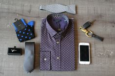 Mens Fashion Flatlay