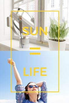 43c98142238 Ready to live a brighter life  Caia illuminates your home or office with  REAL sunshine