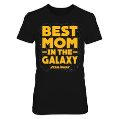Star Wars Official Apparel - this licensed gear is the perfect clothing for fans. Makes a fun gift!