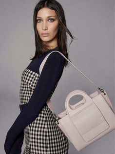 Bella Hadid is the face of the Max Mara Spring Summer 2018 Accessories  Campaign 3c1d5e750