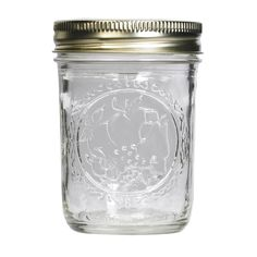 $0.71 - Ball® 8oz Regular Mouth Mason Jars (60000) - 12 Pack - Canning Jars, Kits & Accessories - Ace Hardware