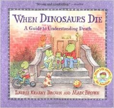 A wonderful resource for children.   The authors explain in simple language the feelings people may have regarding the death of a loved one and the ways to honor the memory of someone who has died.