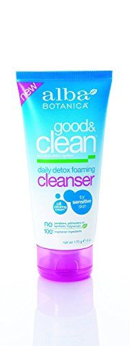 Alba Botanica Good and Clean Daily Detox Foaming Cleanser Pack of 2 -- Be sure to check out this awesome product.