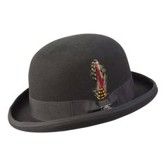 The Humphrey wool bowler is a tradition style bowler hat made from Australian wool. Features a grosgrain band and a comfortable inner cotton sweatband. Winter Hats For Men, Hats For Women, Steampunk Hat, Steampunk Accessories, Fashion Accessories, Hat Size Chart, Hat For Man, Costume Hats, Leather Hats