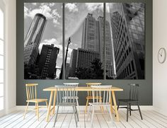 About this product:  We use museum quality canvases to achieve archival grade wall art for your home. This gallery wrapped canvas is stretched on durable pinewood framework with 1,5 (4cm) depth (We can make the frame thicker or thinner upon request, just add a note at checkout). We deliver this product wrapped en stretched, ready to hang!  Unbox -> Hang -> Enjoy!  ---------------------------------------------------------------------------------  Available Sizes:  1 Panel / Board  T...