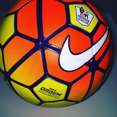 Nike Ordem 3 EPL Official Match Ball