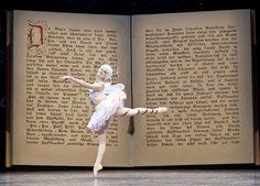 Nussknacker, Ballet, Audrey van Herck, Zuckerfee, Gärtnerplatztheater, München. Foto: Lioba Schöneck.