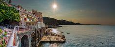 Location per feste di lusso: Nord Italia  #luxury #relax #ristoranti Hotel Excelsior Rapallo