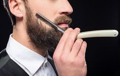 The Manual's Guide To Shaping A Beard: Like the man who wears it, a beard is prone to wildness.