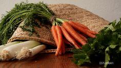 Caldo depurativo de verduras #detox #comelimpio #adelgazar #dieta